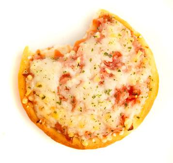 Receita de Minipizza Cremosa - Minipizza-cremosa