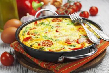 Receita de Omelete Cremosa - Omelete-cremosa-380x254