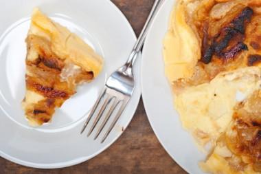Receita de Torta de Peras - Torta-de-peras-380x253