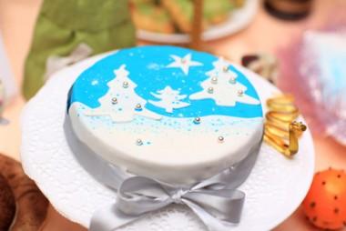 Receita de Bolo Simples de Natal - Bolo-simples-de-Natal-380x254