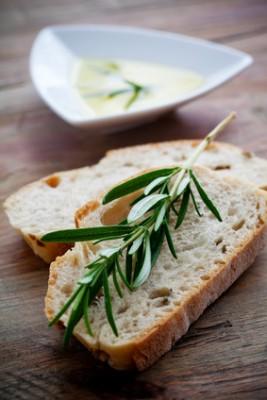 Receita de Pão de Alecrim - Pão-de-alecrim-267x400