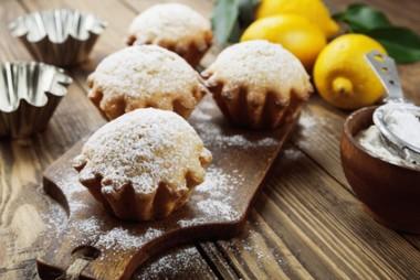 Receita de Bolinho Vegano de Limão - Bolinho-de-limão-vegano-380x254