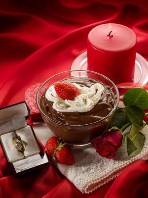 Receita de Mousse Especial de Chocolate - Mousse-especial-de-chocolate-300x400