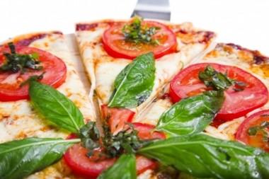 Receita de Pizza de Arroz à Marguerita - Pizza-de-arroz-à-Marguerita-380x253