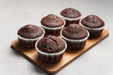 Receita de Muffin Especial de Chocolate - Muffin-especial-de-chocolate-380x252