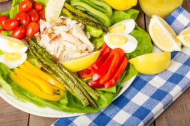 Receita de Salada de Caranguejo - Salada-de-caranguejo-380x252