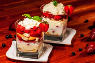 Receita de Sobremesa de Frutas - Sobremesa-de-frutas-380x254