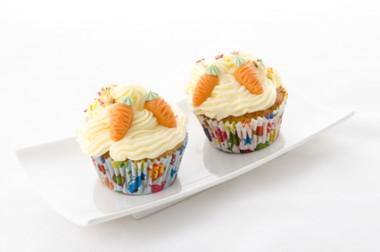 Receita de Cupcake de Cenoura - Cupcake-de-cenoura-380x252