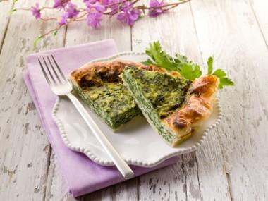 Receita de Torta de Espinafre e Ricota - Torta-de-espinafre-e-ricota-380x285