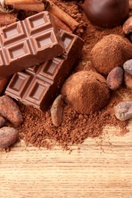 Receita de Trufa de Chocolate - Trufa-de-chocolate-267x400