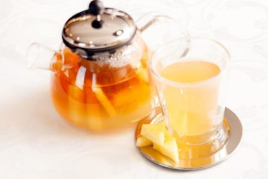Receita de Chás Refrescantes - Chás-refrescantes-380x254