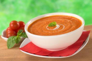 Receita de Creme de Tomate - Creme-de-tomate-380x253