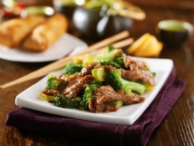 Receita de Carne Chinesa - Carne-chinesa-380x285