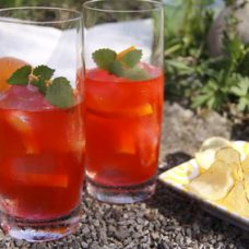 Campari Tônica, Campari Soda e Campari Orange