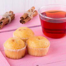 Muffin com Goiabada