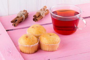 Receita de Muffin com Goiabada - Muffin-de-goiabada-380x254