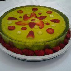 Bolo de Vidro – Glass Cake