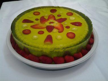 Receita de Bolo de Vidro - Glass Cake - Bolo-de-vidro-1-380x285