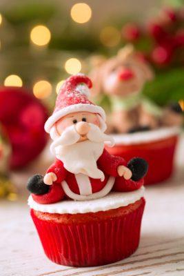 Receita de Cupcake de Limão Siciliano - Cupcake-de-Limão-Siciliano-267x400