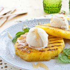 Sobremesas de Abacaxi