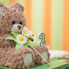 Bolo Peludo-Furry Cake
