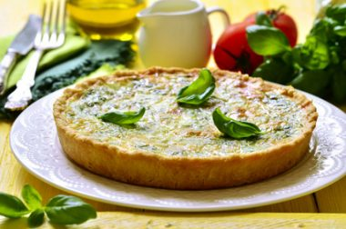 Receita de Torta de Espinafre - Torta-de-espinafre-380x252
