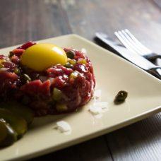 Bife Tártaro – Steak Tartare