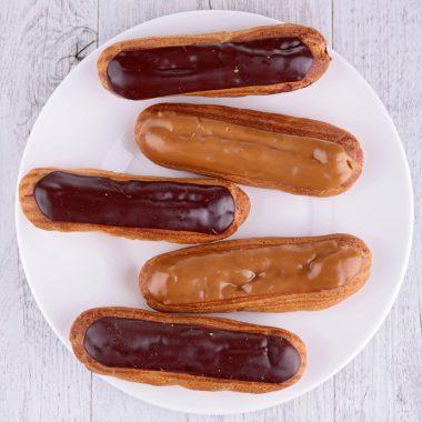 Receita de Bomba de Chocolate e de Café - Bomba-de-café-e-de-chocolate-380x380