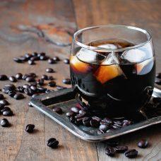 Coquetel de Café, Escocês e de Gim