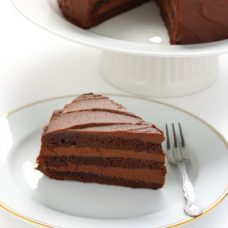 Bolo do Diabo – Devil's Food Cake