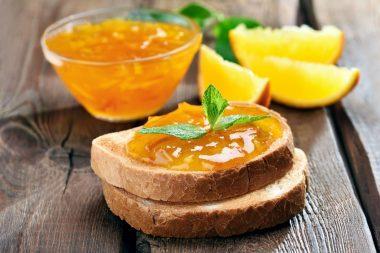 Receita de Geleia de Laranja - Geleia-de-laranja-380x253
