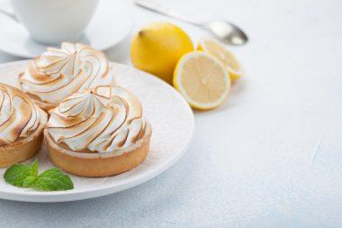 Receita de Tortinha de Limão - Tortinha-de-limão-380x253