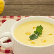 Sopa Creme-de-Milho