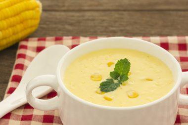 Receita de Sopa Creme-de-Milho - Sopa-creme-de-milho-380x253
