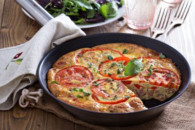 Receita de Omelete de Liquidificador - Omelete-de-liquidificador-380x253