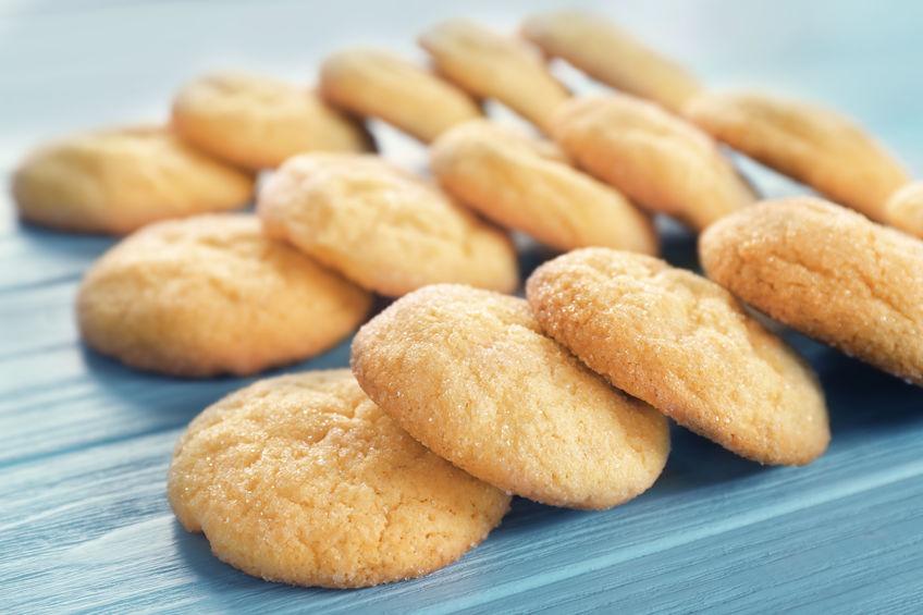 Receita de Biscoitos de Coco - Biscoitos-de-coco