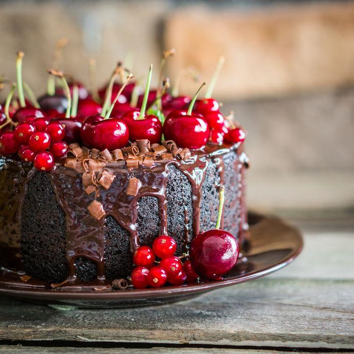 Receita de Bolo de Chocolate Festeiro - Bolo-de-chocolate-festeiro