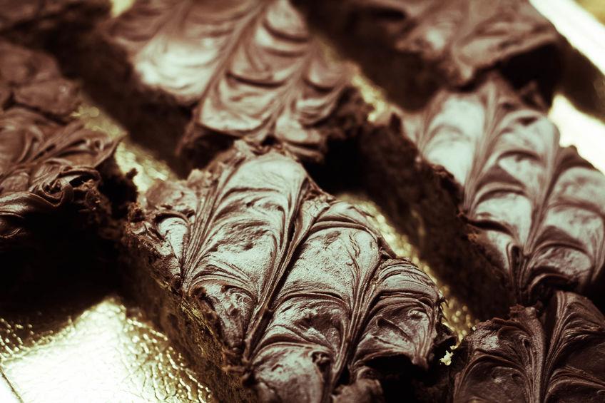 Receita de Brownie de Travessa - Brownie-de-Travessa