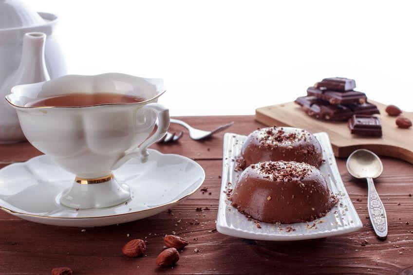 Receita de Flan de Chocolate - Flan-de-chocolate