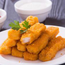 Isca de Peixe Frito