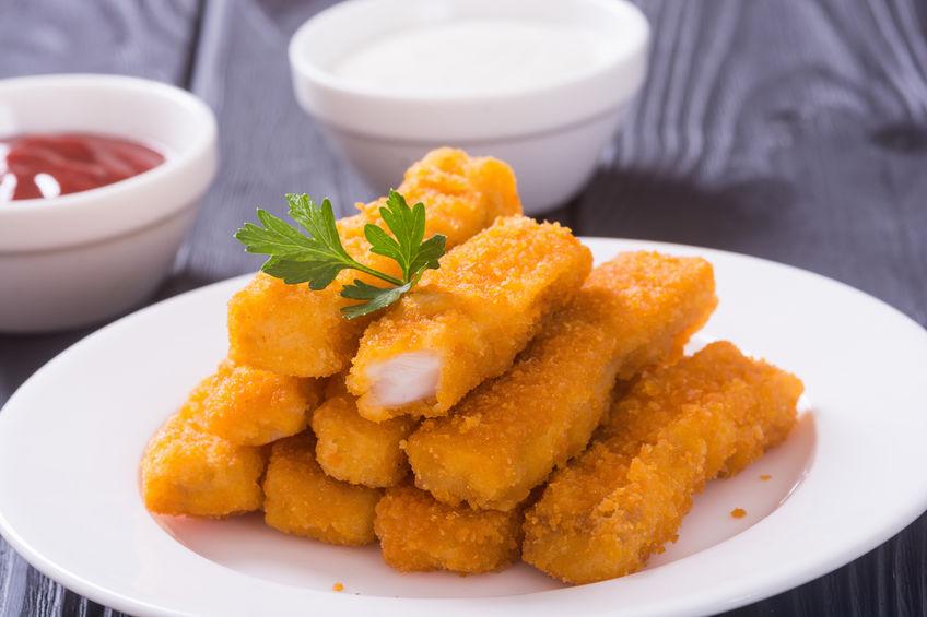 Receita de Isca de Peixe Frito - Isca-de-peixe-frito