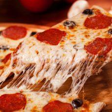Torta-Pizza de Frigideira