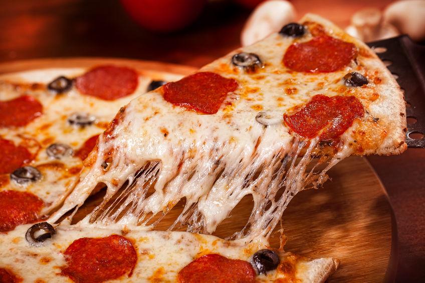 Receita de Torta-Pizza de Frigideira - Torta-pizza-de-frigideira